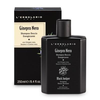 Black Juniper Energising Shower Shampoo
