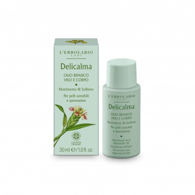 Delicalma Two-phase Face and Body Oil