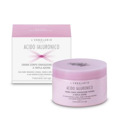 Hyaluronic Acid Triple Action Intensive Moisturising Body Cream