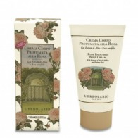 Rose Perfumed Body Cream