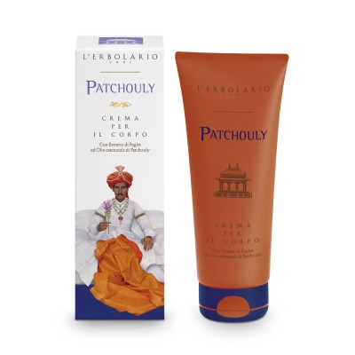 Patchouly Body Cream