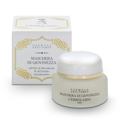 Anti-age: slowing down time - Youth Face Mask - 40 ml
