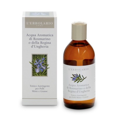 "Aromatic Rosemary or ""Queen of Hungary"" Water - 200 ml"