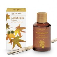 Ambraliquida - Fragrance for Scented Wood Sticks - 125 ml