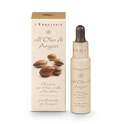 Argan Oil - Pure Oil for Face, Neck and Low Neckline - 28 ml