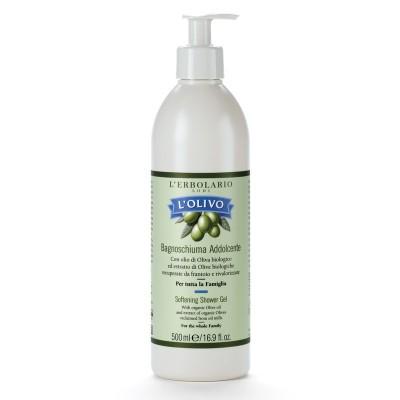 Olive Softening Shower Gel