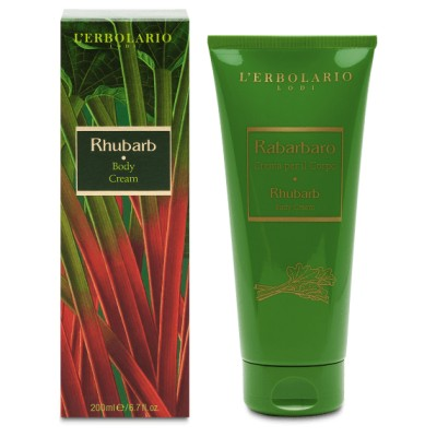 Rhubarb Body Cream