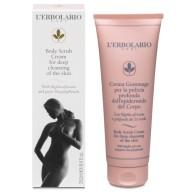 Stretch Mark Prevention Body Scrub Cream Le Superattive - 250 ml