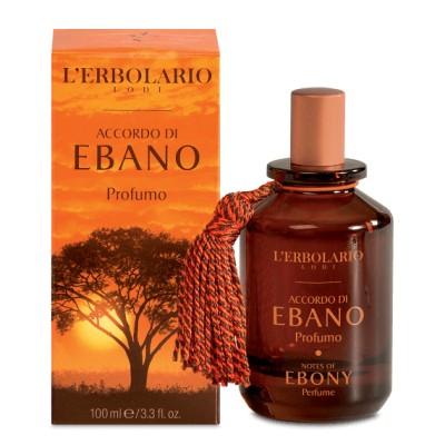 Notes of Ebony Perfume