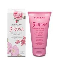 3 Rosa Nourishing Hand Cream