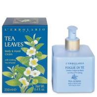 Tea Leaves Body & Hand Cream 250ml