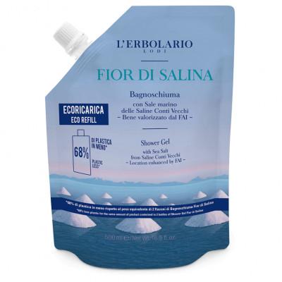 Fior di Salina Shower Gel Eco Refill 500 ml